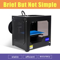 affordable frames - Best D Printer on DHGATE Auto Filament Feeding Big Printing Size Fully Metal Frame Good Printing Environment Affordable D Printer