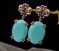 Wholesale 2016 Fashion Jewelry Kendra Scott Signature Elle Drop Earrings Fashion Jewelry Earrings Drop Earrings Earrings For Women Sapphire Earrings