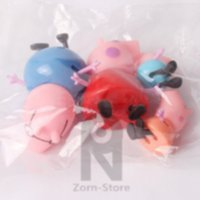 new toys for christmas - Zorn Store Peppa Pink Pig cartoon Plastic doll styles play house toys pig for the children Christmas Gifts new