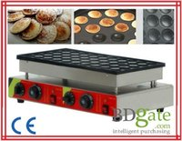 baker electric - 110v v Electric Dutch Pancakes Poffertjes Maker Machine Baker