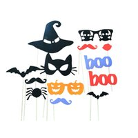 athletics photo - 13pcs DIY Photo Booth Props Moustaches On A Stick Halloween Party Halloween Amazing