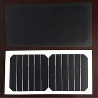 bendable phone - 6W V Monocrystalline bendable flexible solar panel with soldering ribbons