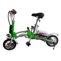 Wholesale High Quality Foldable Electric Bicycle V Lithium Battery Aluminum Alloy W Standard Type Best Electric Bike Online X E1