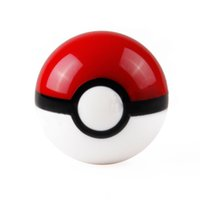 acrylic shift knob - Diameter mm Acrylic PokeBall Car Racing Gear Shift Knob M12 with adapters