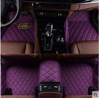 bentley mats - Rolls Royce Phantom Wraith Ghost Bentley Bentayga EXP F Volkswagen Passat Jetta Santana Fe Chrysler Sebering Wrangler car floor mat