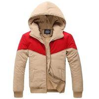 Wholesale men s parkas jacket winter hooded parkas snow parka coat NO P70