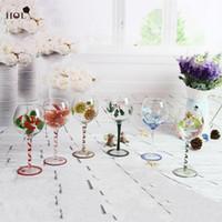 Cheap Wine Glass Lead free glass Best ECO Friendly Swivel Clamp Wine cup