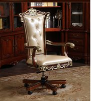 american leather chair - American leather The boss chair Turn new classic chair