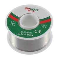 Wholesale New Arival Tin mm Rosin Core Tin Lead mm gery Rosin Roll Flux Solder Wire Reel