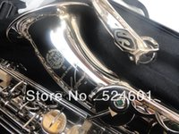 Wholesale French B selmer drop b the tenor saxophone Henry reference surface nickel plating tenor saxophone Bb sax