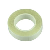 Wholesale 500pcs Durable roll of Wig double sided adhesive tape cm m for tape hair and PU skin weft hair extension attaching