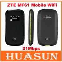 ZTE 3g modem wifi - UNLOCKED G ZTE MF61 WCDMA Router Mbps G Wifi Modem Router Hotspot