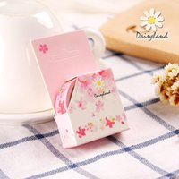 Wholesale daisyland and tape Sakura patchwork cartoon decoration diary hand account album paper hand