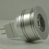Wholesale Warm White MR11 base LED Office bars Shops Ceiling Light Lamp W V Lm K energy saving High Power super Bright
