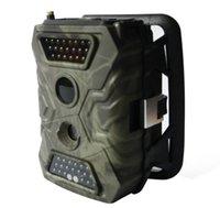 Acheter Chasse ir-HD numérique Hunting Trail Caméra 940nm IR LED 20M (65ft) GSM MMS GPRS 12MP / 8MP / 5MP Avec vidéo 720p