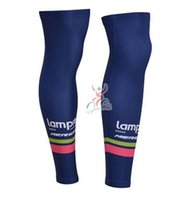 bicycle accessories online - Online Lampre Cycling Leg Warmers Leg Sleeve Covers Bike UV Sun Onlinetective Gear merior Sunscreen Bicycle Accessories