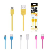 Wholesale Remax High speed King Kong M ft Micro USB cable Fast Charging Data Sync cable With Retail package for Samsung S6 S7 note