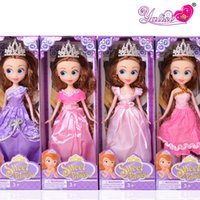 Wholesale big eyes doll girl toy play house