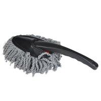Cheap Ultrafine Fiber Drag Car Wax Brush Strong Water Absorption Car Brushes to Wash Clay Bar Detailing Car Accessories