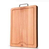 Wholesale Cutting Board Solid Wood Cutting Board Cut The Chopping Board Thickened Beech Cutting Board