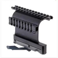 Wholesale 1 Piece Rail mm Tactical AK Serie Rail Side Mount Weaver Quick Style M052 Weaver Rail