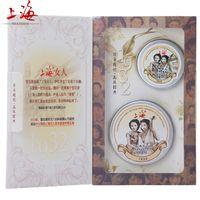 Wholesale Chinese brand makeup skin care set include vanishing cream Classical fragrant cream Chinese face whitening cream
