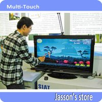 Wholesale True Multitouch Points quot Multi Touch IR Frame Kit NO Glass For All IN ONE PC