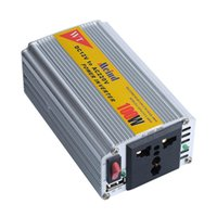 Wholesale 100W Car Power Inverter DC V to AC V Converter Auto V USB Charger for Laptop Phone