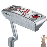 Putter putter - new golf club Silver putter New port2 Golf Putter With Steel Shaft And Headcover pc new men putters