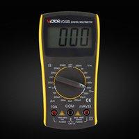 appliance tester - VICTOR VC830L Digital Multimeter Electrical Appliances Volt Amp Ohm Tester