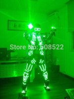 armour glove - LED LED light armour The stage of gloves Take DYI LED armour gloves stage performance Size customized