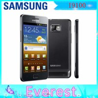 s2 i9100 - Hot sale Original Unlocked Samsung Galaxy S2 I9100 G GB ROM MP GPS WIFI Touchscreen Refurbished Smartphone