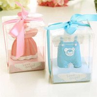 Wholesale New Hot Sale Vela Led Happy Birthday Candle Enfeites De Natal New Arrival Cute Baby Dress Candle Favor Shower Birthday Gift