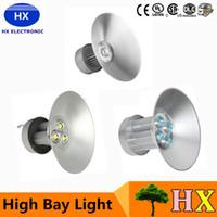 aluminum certification - Hot sale Professional lighting Aluminum led high bay light Downlight light Cree Chip AC85 V CE ROHS SAA UL certification