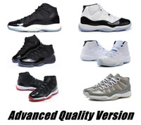 advanced leather - retro bred concord Legend gamma blue lows XI men basketball shoes cheap sneakers pantone black Advanced Quality Version Sneakers
