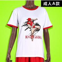 Wholesale Adult amp Kids Male Female Cotton Taekwondo T shirt Breathable Absorbent Short sleeve Top Tee TKD Kickboxing Half sleeve