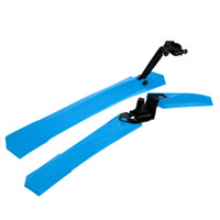 Wholesale MTB Bicycle Front Rear Mudguard Accessory Set Bicycle Refit Install Part Accessory order lt no track