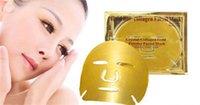 acid gel - 2016 Gold Bio collagen Facial Mask g Crystal Collagen Gold Powder Facial Mask Gel Hylauronic Acid K