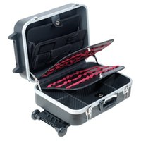 Wholesale Pro sKit TC Heavy Duty ABS Case With Wheels And Telescoping Handle