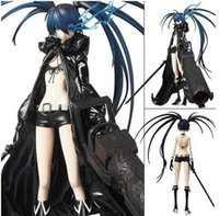 animations rock - Big game player BLACK ROCK SHOOTER animation toys Black white rock shooter inch movable