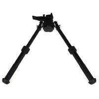 Wholesale BT10 LW17 V8 Aluminum Black Atlas degrees Adjustable Precision Bipod ADM QD Mount For Rafile Hunting Mount