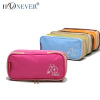 Wholesale Casual Travel Toiletry Makeup Storage Organizer Case Grooming Zipper Outdoor Wash Cosmetic Bag Sports Bags