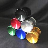 alloy surfaces - New Concave Grinders Metal Grinders Pieces Tabacco Grinder With Concave Surface mm mm mm Made Of Zinc Alloy