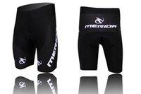 Wholesale Fashion Men s MERIDA Cycling Black Shorts Bike shorts Cycling clothing Team bicycle short sleeve Clothing