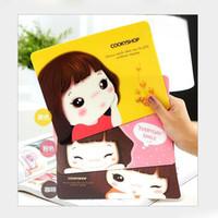 Wholesale Hot Sale Cute Cartoon Girl Mouse Pad Fashion Laptop Mat Mouse Pad Factory Price