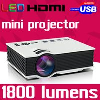 big projector - Big Discount BT400 Digital Home Theater lumens Mini Portable HDMI USB LCD LED Mini Video gM60 Projector HD P Proyector Projector