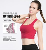 Wholesale Women s Light Support Cross Back Removable Cups Yoga Sports Bra