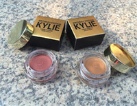 Wholesale 2016 New in stock HOT Kylie Cosmetics Copper Creme Eye Shadow Birthday Edition Copper Rose Gold