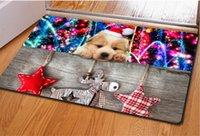 Wholesale Cheap mat hot Christmas rubber pad slip bath mat door mat pedal pad styles