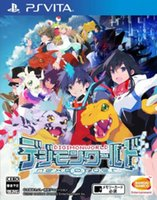 Wholesale The spot psv Digimon World Next Order the original box disc NAMCO BANDAI HOLDINGS Traditional Chinese